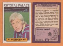Crystal Palace Alan Birchenall 46 (D)